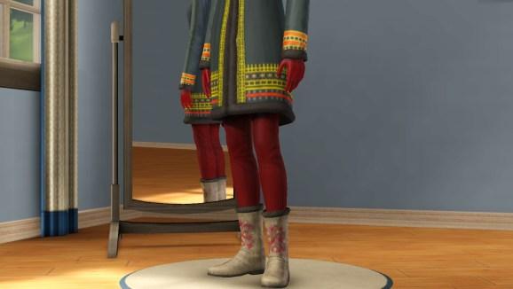Valenki Boots Recolour