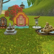 A mod that fixes the water in Fountains and Hot Tubs