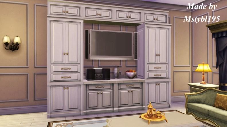 Sims 4 media center