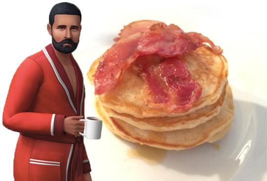 Make some Bob-approved pancakes!