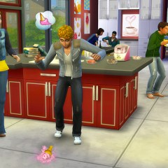 We're Back and We're Hungry! The Sims 4 Cool Kitchen Stuff Incoming!