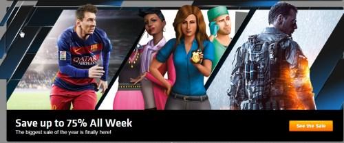 EA Sale Image