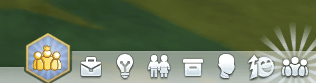 'Clubs' in User Interface