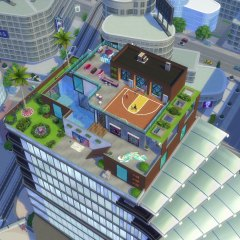 The Sims 4 City Living – Apartments