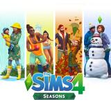 The Sims 4 Seasons families