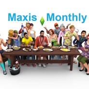 The Sims 4 Maxis Monthly Jan 2019