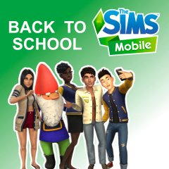 The Sims Mobile – Back to school event