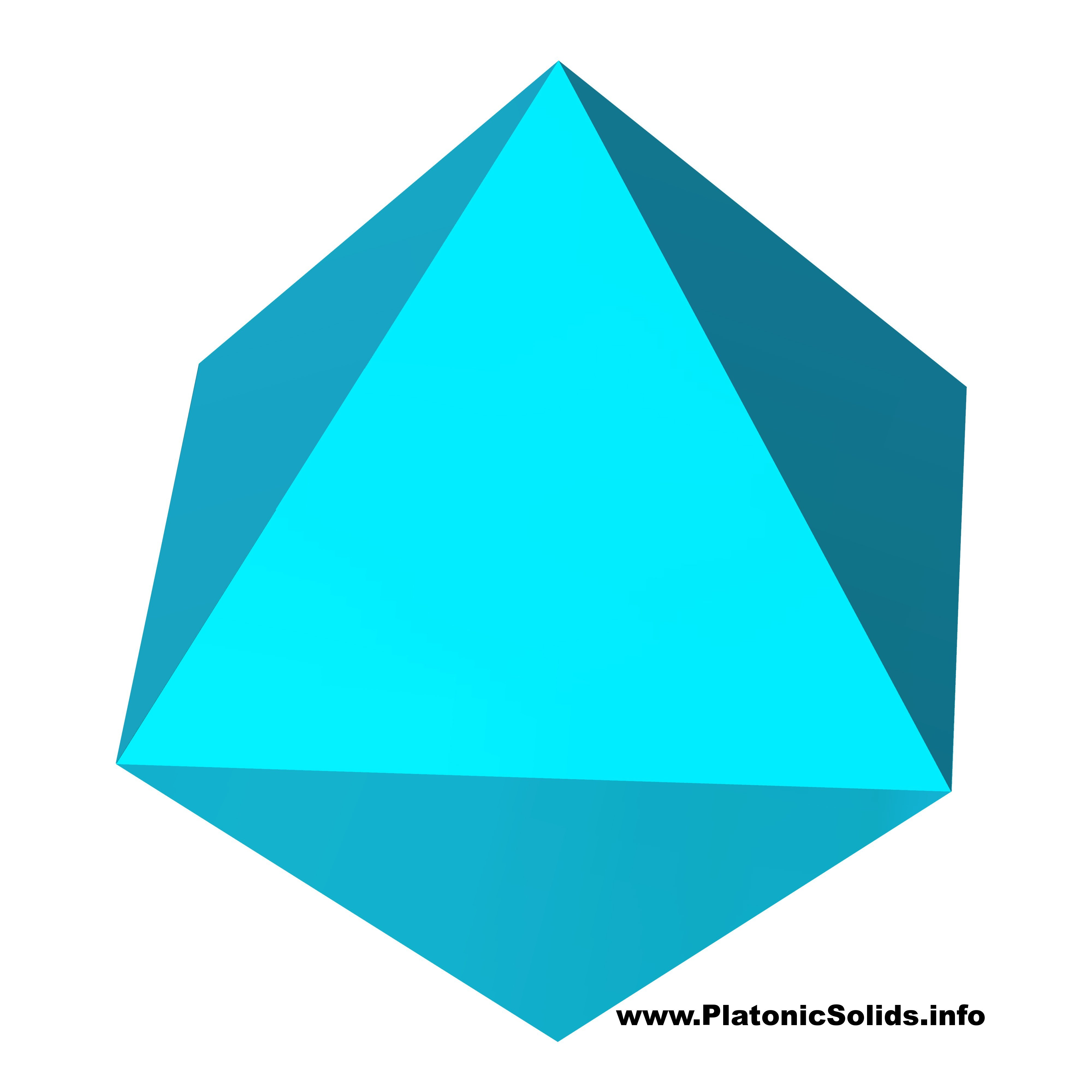 Hi Res Images On The Platonic Solids Information Site