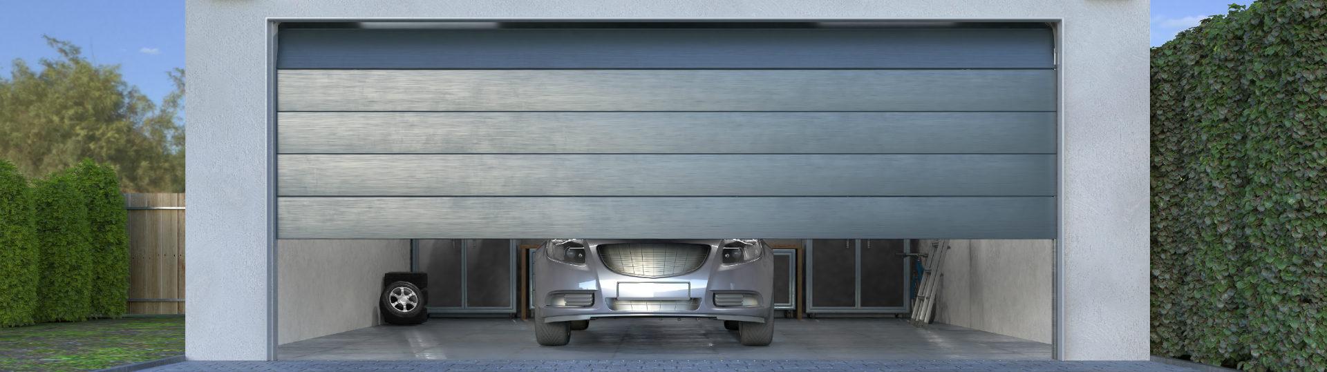 platteau sectionale garagepoort