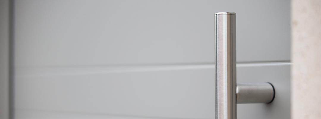 Welke voordeur kiezen? Pvc of aluminium?