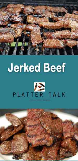 Jerked Beef features a sweet and salty self-marinade that turns an ordinary cut of meat into a new taste sensation. Make this recipe using beef, pork, or venison.
