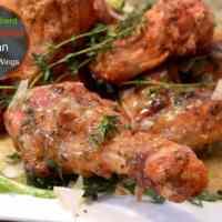 3 Ingredient Crispy Baked Italian Chicken Wings