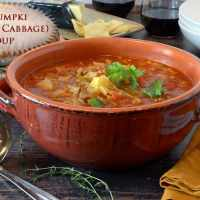 Golumpki (Stuffed Cabbage) Soup Recipe