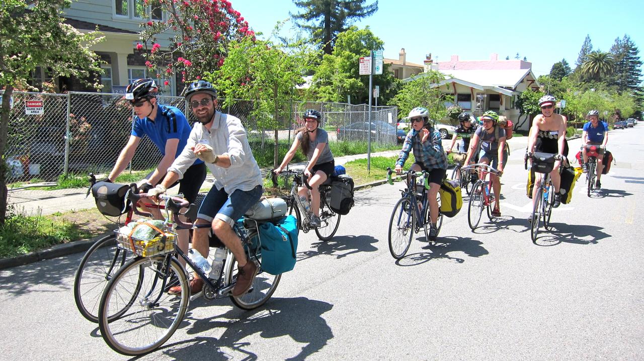 2012 Bike Camping Bonanza