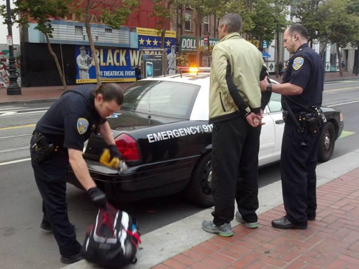 Seeking Help Catching An Alleged Bike Thief