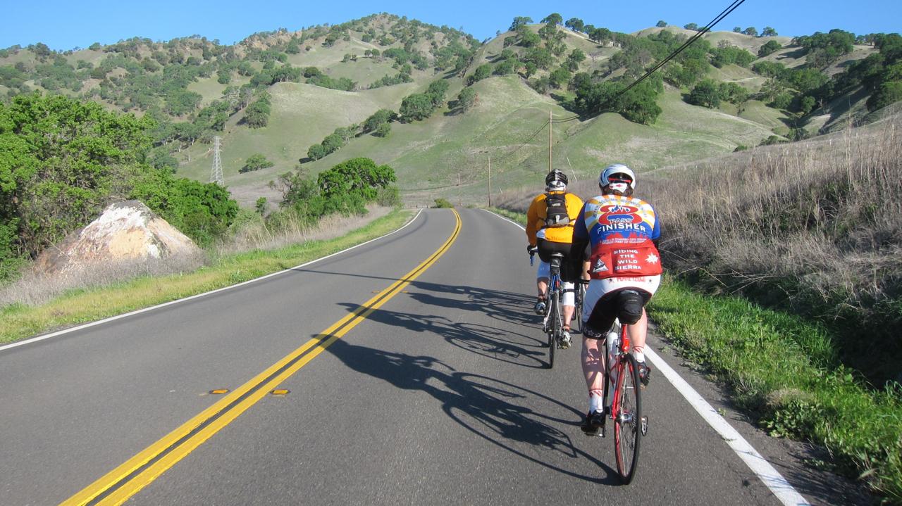 Randonneur Ride Report: Cobb Mtn. 300k