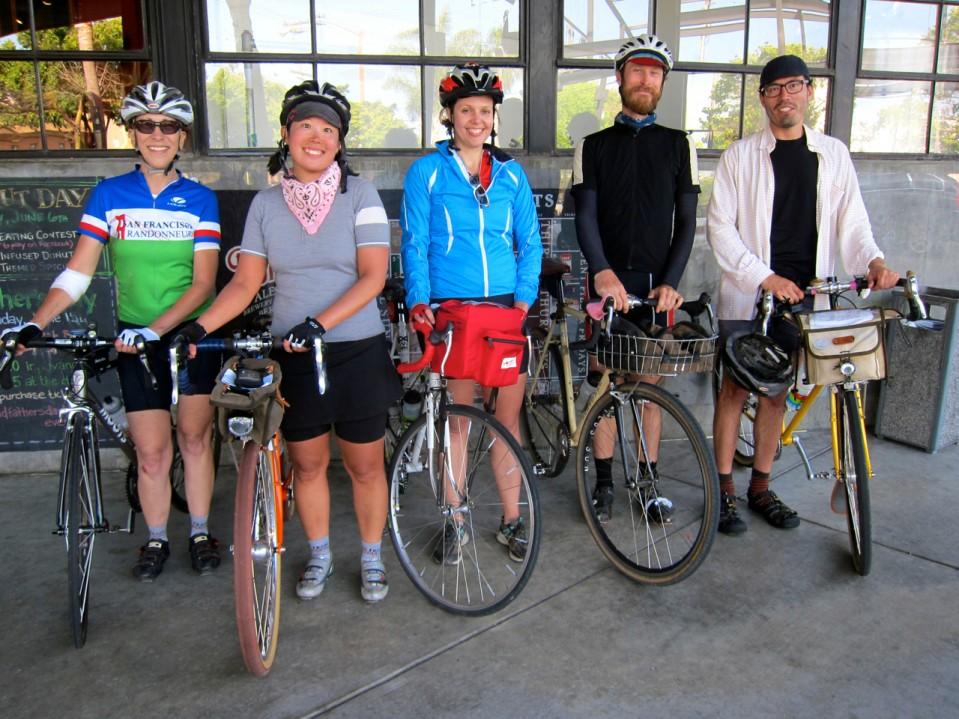 Randonneur Ride Report: 2014 San Francisco Randonneurs Dart