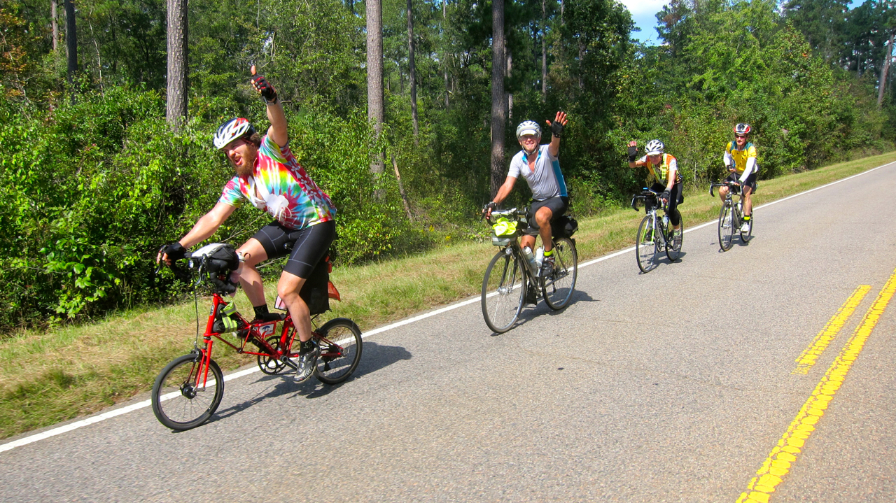 Randonneur Ride Report: Taste of Carolina 1000k – Day 2