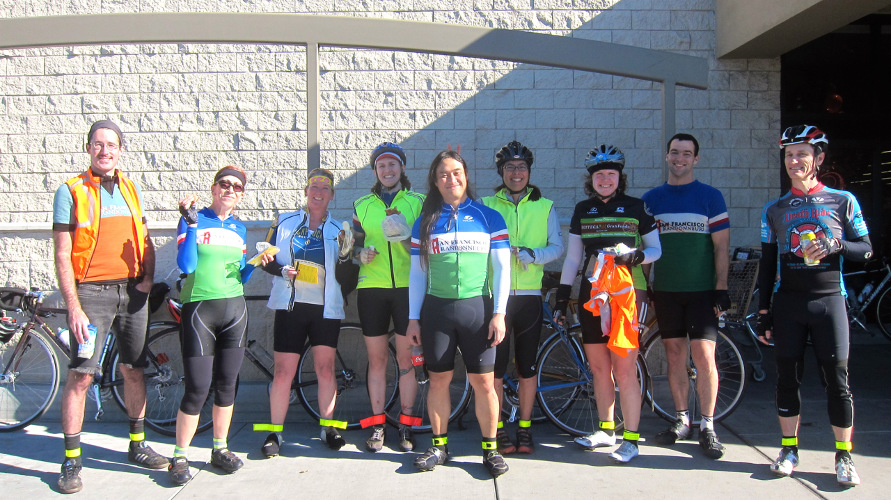 Randonneur Ride Report: SFR 300k Workers' Ride