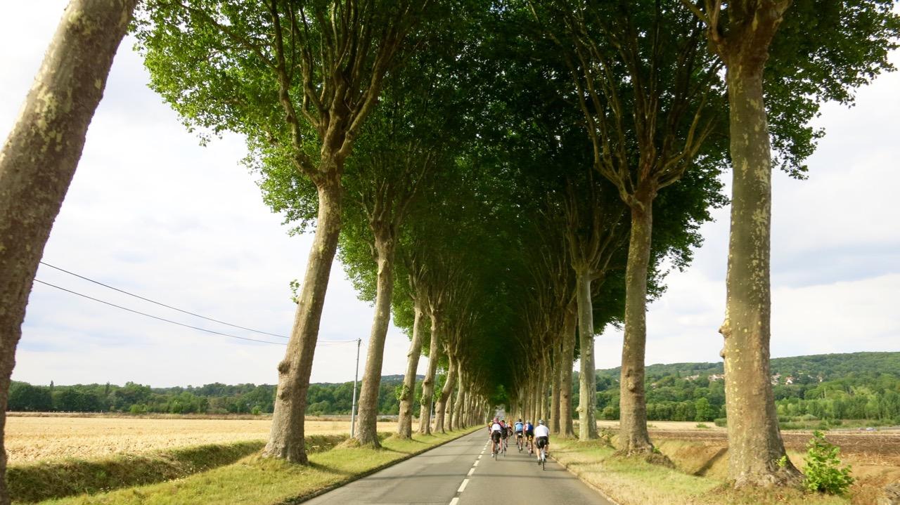Paris-Brest-Paris 2015: Landscapes