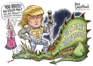 Trump the Slayer