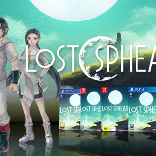 Play-Asia.com, Lost Sphear, Lost Sphear US, Lost Sphear Europe, Lost Sphear Australia, Lost Sphear PlayStation 4, Lost Sphear Nintendo Switch, Lost Sphear gameplay, Lost Sphear price, Lost Sphear features, Lost Sphear release date