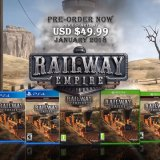 Play-Asia.com, Railway Empire, Railway Empire PlayStation 4, Railway Empire Xbox One, Railway Empire PC, Railway Empire US, Railway Empire Europe, Railway Empire release date, Railway Empire gameplay, Railway Empire features, Railway Empire price