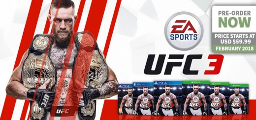 Play-Asia.com, EA Sports UFC 3, EA Sports UFC 3 PlayStation 4, EA Sports UFC 3 Xbox One, EA Sports UFC 3 US, EA Sports UFC 3 Europe, EA Sports UFC 3 Asia, EA Sports UFC 3 gameplay, EA Sports UFC 3 features, EA Sports UFC 3 price, EA Sports UFC 3 release date