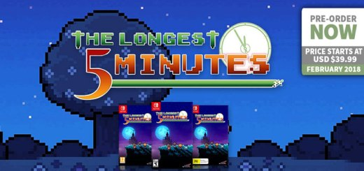 Play-Asia.com, The Longest Five Minutes, The Longest Five Minutes Nintendo Switch, The Longest Five Minutes US, The Longest Five Minutes Australia, The Longest Five Minutes Europe, The Longest Five Minutes gameplay, The Longest Five Minutes features, The Longest Five Minutes release date, The Longest Five Minutes price