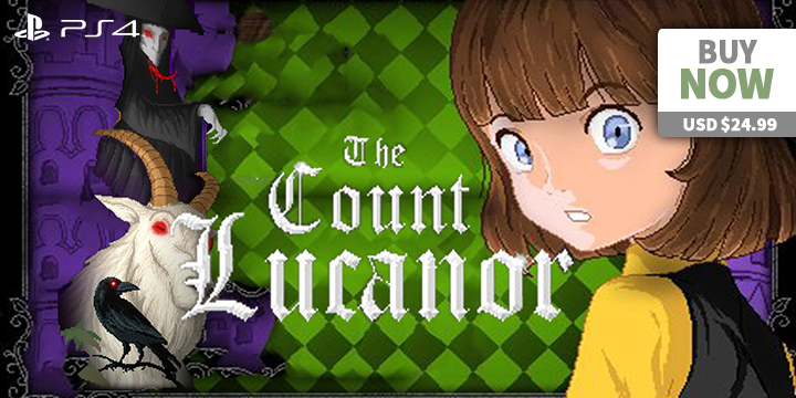 Play-Asia.com, The Count Lucanor, The Count Lucanor Nintendo Switch, The Count Lucanor Europe, The Count Lucanor gameplay, The Count Lucanor features, The Count Lucanor price, The Count Lucanor release date