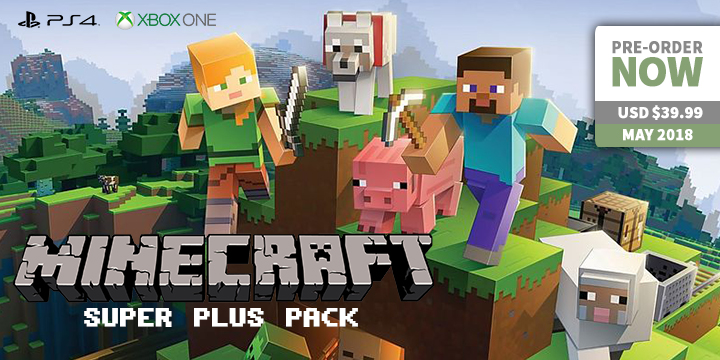 Are You Ready To Create, Explore, and Survive In Minecraft