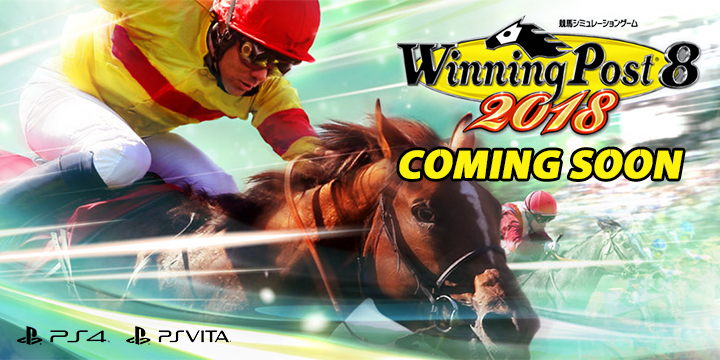 Play-Asia.com, Winning Post 2018, Winning Post 2018 Japan, Winning Post 2018 Nintendo Switch, Winning Post 2018 gameplay, Winning Post 2018 features, Winning Post 2018 release date, Winning Post 2018 price
