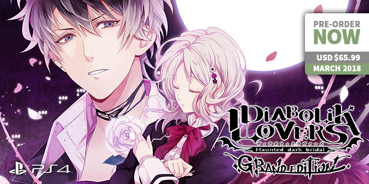 A Blood-Sucking Love Adventure In Diabolik Lovers: Grand Edition
