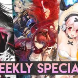 WEEKLY SPECIAL: Nier: Automata, Xenoblade X, Uncharted, and More!