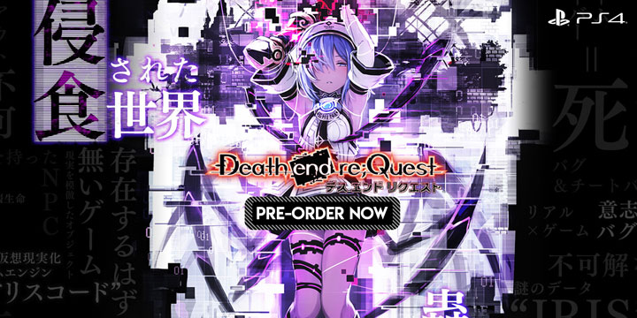 Play-Asia.com, Death end re;Quest, Death end re;Quest Japan, Death end re;Quest gameplay, Death end re;Quest PlayStation 4, Death end re;Quest features, Death end re;Quest release date, Death end re;Quest price, Death end re;Quest trailer, デス エンド リクエスト