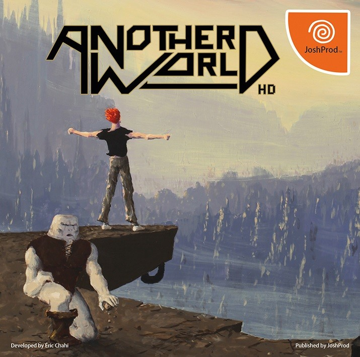 A New Play Exclusive is Coming to Dreamcast - Another World HD!
