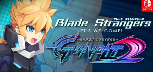 Play-Asia.com, Blade Strangers, Blade Strangers Nintendo Switch, Blade Strangers gameplay, Blade Strangers features, Blade Strangers screenshots, Blade Strangers trailer, Blade Strangers Gunvolt, Blade Strangers Azure Striker Gunvolt, Blade Strangers game updates, Blade Strangers US