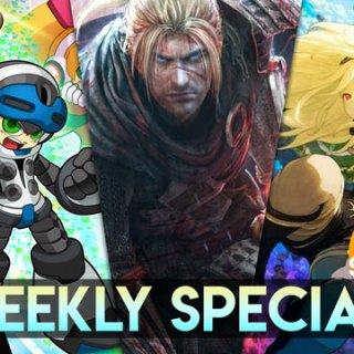 WEEKLY SPECIAL: Yakuza 3, Nioh, Gravity Rush 2, & More!