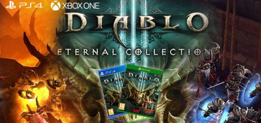 Diablo III: Eternal Collection Archives - Playasia Blog