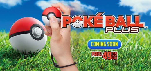 Poké Ball Plus, Switch, Pokémon, US, iOS, Pokémon: Let's Go Pikachu, Pokémon: Let's Go Eevee, Pokémon GO