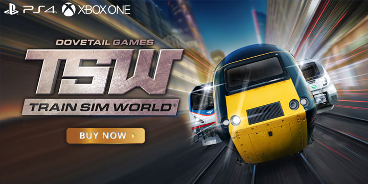 Welcome to Great Western Railway! Train Sim World Coming Out
