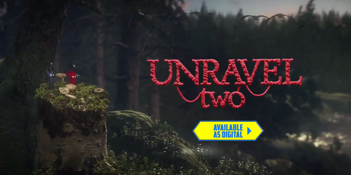 UNRAVEL TWO, E3 2018