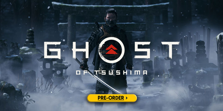 Ghost of Tsushima, E3, E3 2018, Sony, PlayStation E3