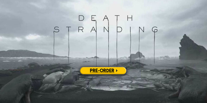Death Stranding, E3, E3 2018, PlayStation E3
