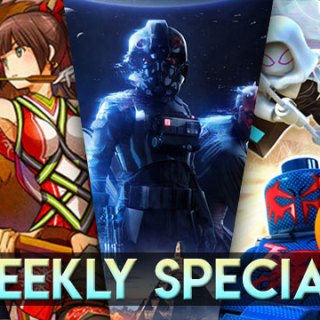 WEEKLY SPECIAL: Sturmwind, Tiny Barbarian DX, Dead Rising 4: Frank's Big Package, & More!