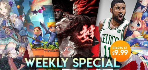 WEEKLY SPECIAL: Gravity Rush 2, Tokyo Tattoo Girls, River City: Tokyo Rumble, & More!