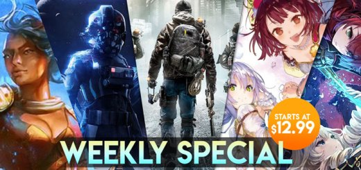 WEEKLY SPECIAL: Cave Story+, Halo Wars 2, Shadow Tactics: Blades of the Shogun, & More!
