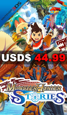 MONSTER HUNTER STORIES Capcom