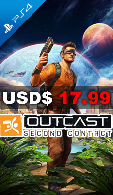 OUTCAST: SECOND CONTACT Maximum Family Games