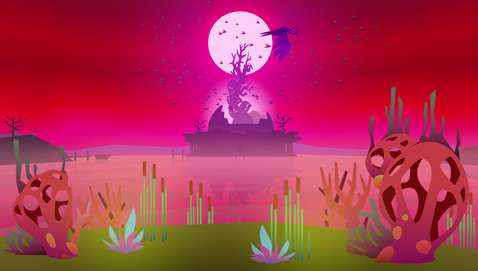 SEVERED PSVita Physical Release: Scenery from the game!